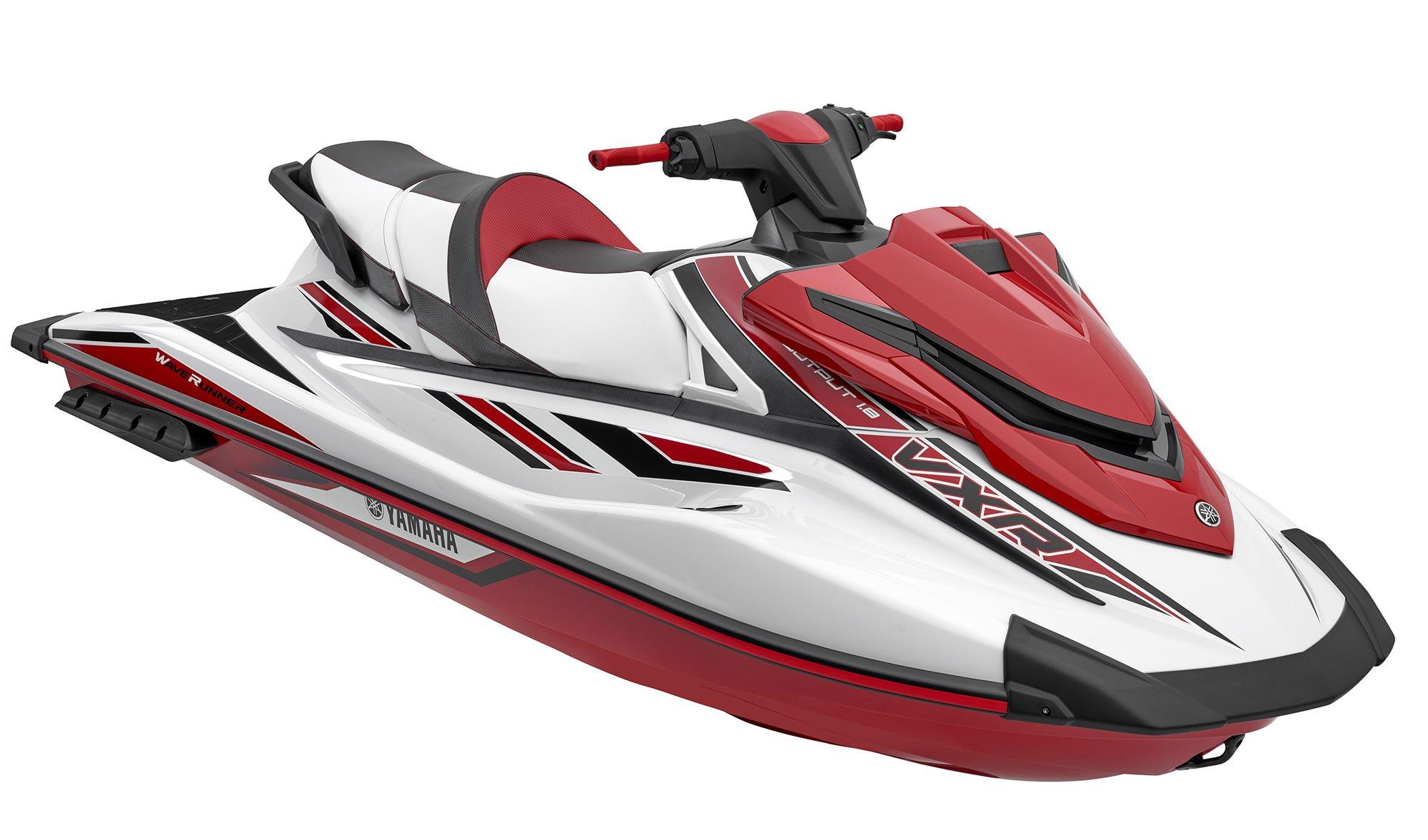 Гидроцикл YAMAHA VXR - Ruby Red '2019