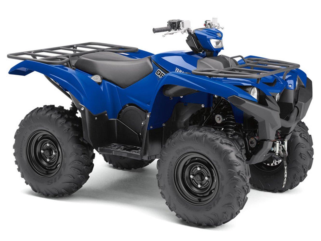 Квадроцикл YAMAHA GRIZZLY 700 EPS STD - Lapis Blue '2021