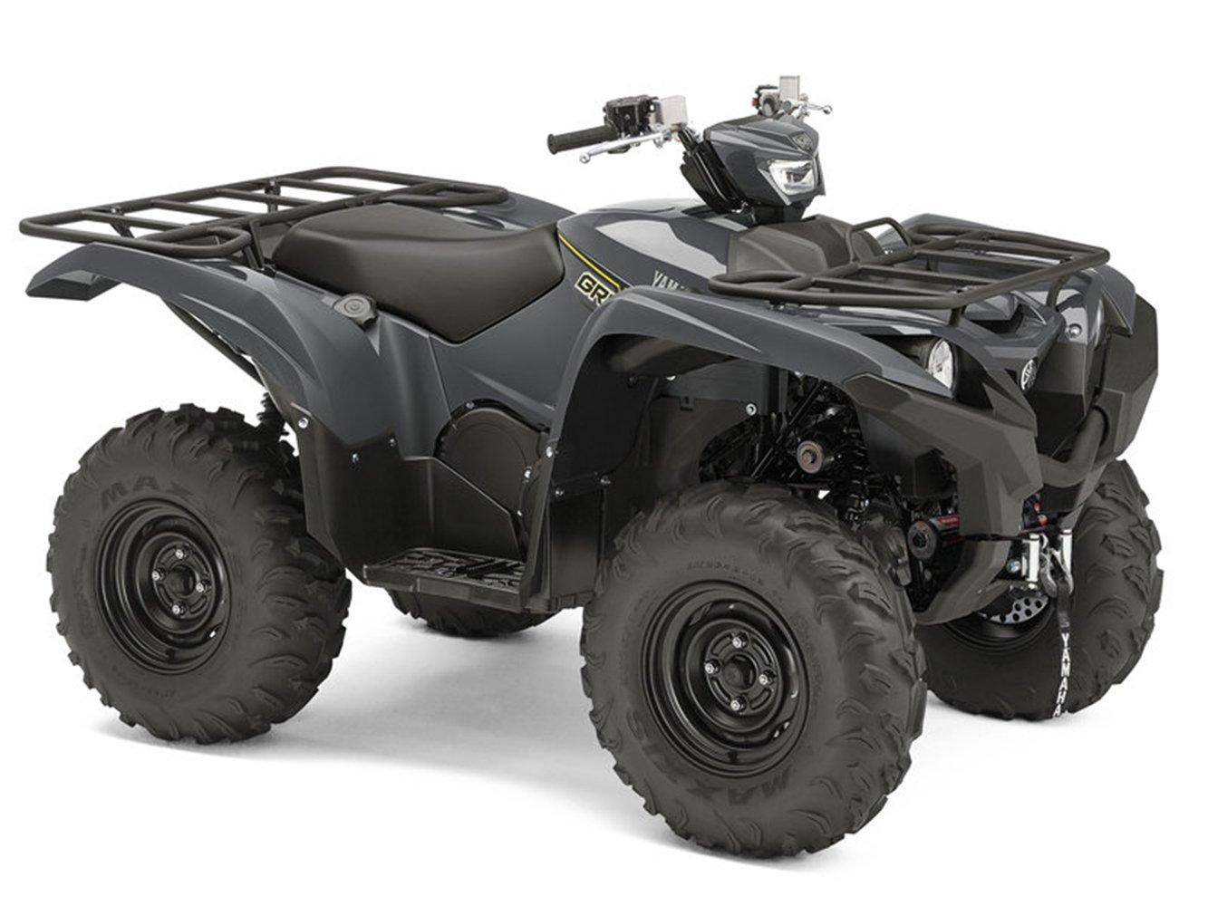 Квадроцикл YAMAHA Grizzly 700 EPS - Metallic Gray '2020