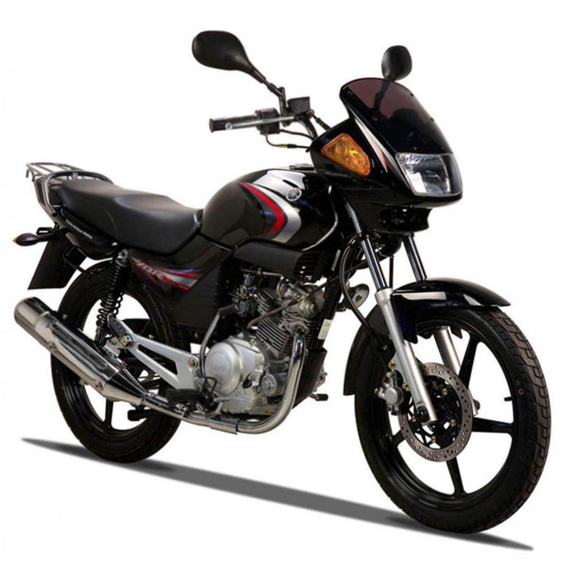Мотоцикл YAMAHA YBR 125 - Obsidian Black '2020