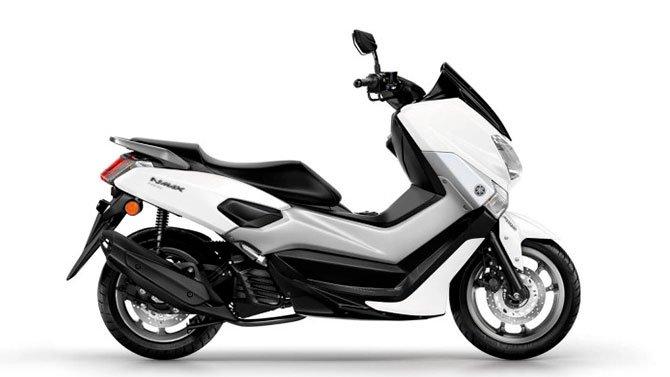 Скутер NMAX 150 - Pearl White '2020