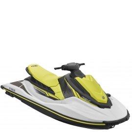 Гидроцикл YAMAHA EX - Pure White with Deep Yellow '2020
