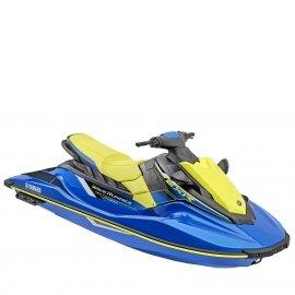 Гидроцикл YAMAHA EXR - Azure Blue & Lime Yellow '2019