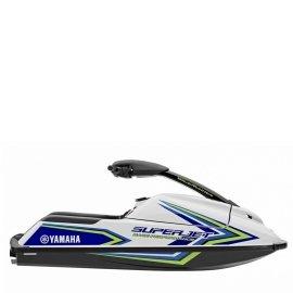 Гидроцикл YAMAHA SuperJet - Pearl White '2019-2020