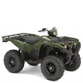 Квадроцикл YAMAHA Grizzly 700 EPS - Military Green '2020