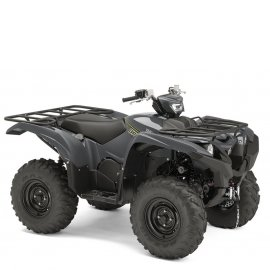 Квадроцикл YAMAHA Grizzly 700 EPS - Metallic Gray '2020
