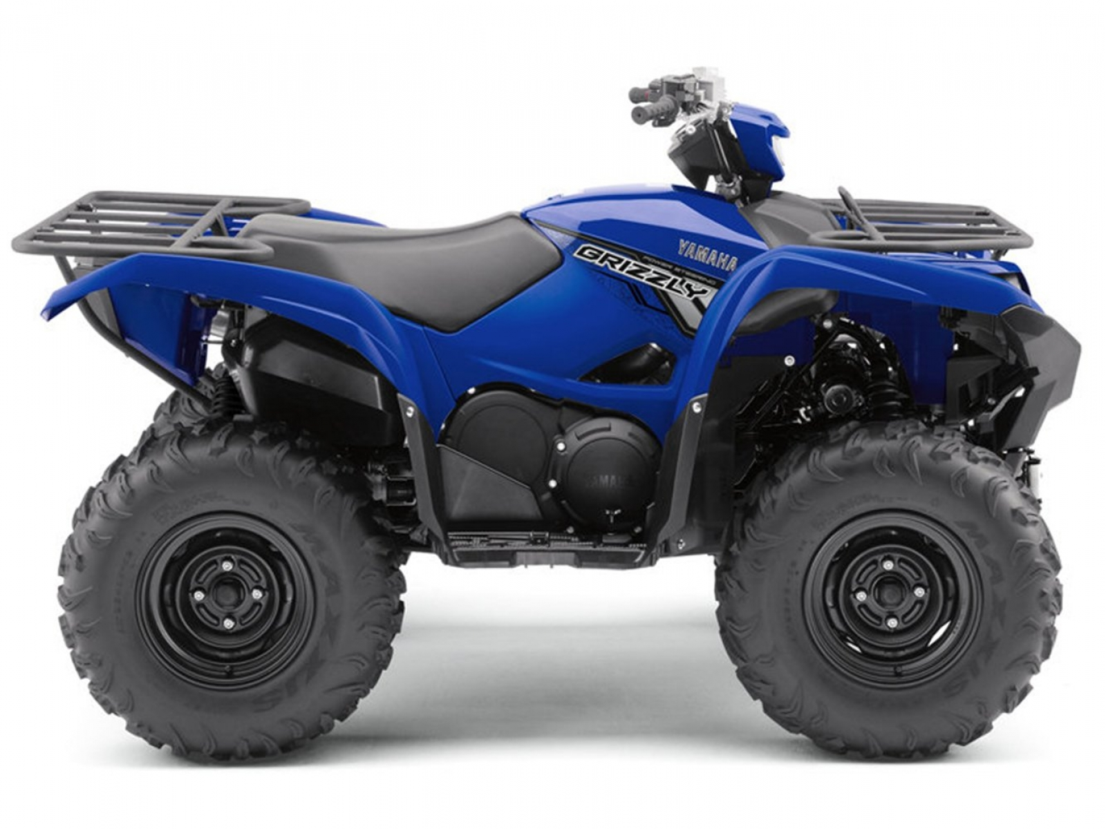 Квадроцикл YAMAHA Grizzly 700 EPS SE - Cloud Gray '2020