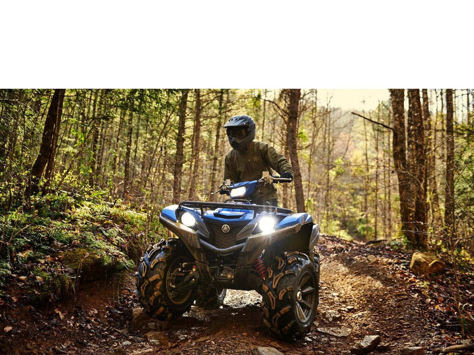Квадроцикл YAMAHA Grizzly 700 EPS FI - Camouflage '2020