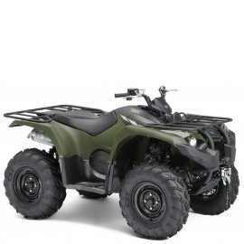 Квадроцикл YAMAHA Kodiak 450 - Pine Green '2020