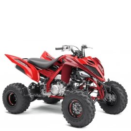 Квадроцикл YAMAHA YFM700R SE (Raptor 700) - Crimson Red '2019