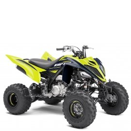 Квадроцикл YAMAHA YFM700R SE (Raptor 700) - Apex Yellow '2020