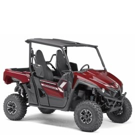 Мотовездеход YAMAHA Wolverine X2 EPS R-SPEC - Crimson Red '2020
