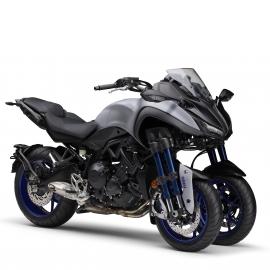 Мотоцикл YAMAHA Niken - Coal Black '2020