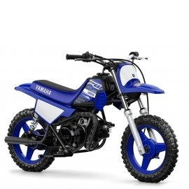 Мотоцикл YAMAHA PW50 (детский) - Cobalt Blue '2019