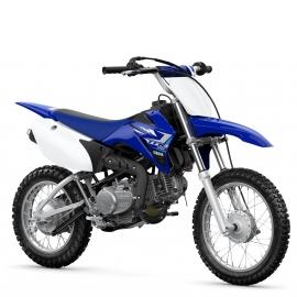 Мотоцикл YAMAHA TT-R110E (детский) - Cobalt Blue '2020