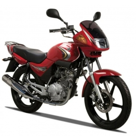 Мотоцикл YAMAHA YBR 125 - Ruby Red '2020