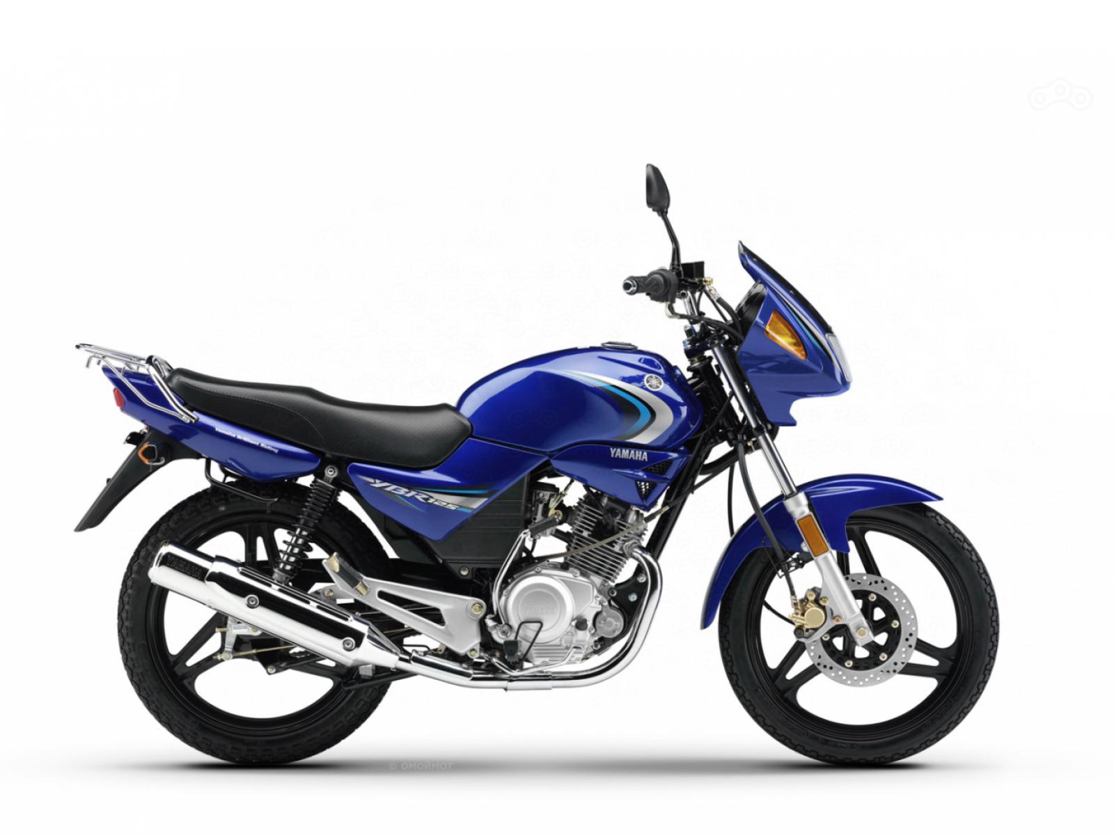 Мотоцикл YAMAHA YBR 125 - Navy Blue '2020