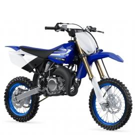 Мотоцикл YAMAHA YZ85LW (детский) - Cobalt Blue '2020