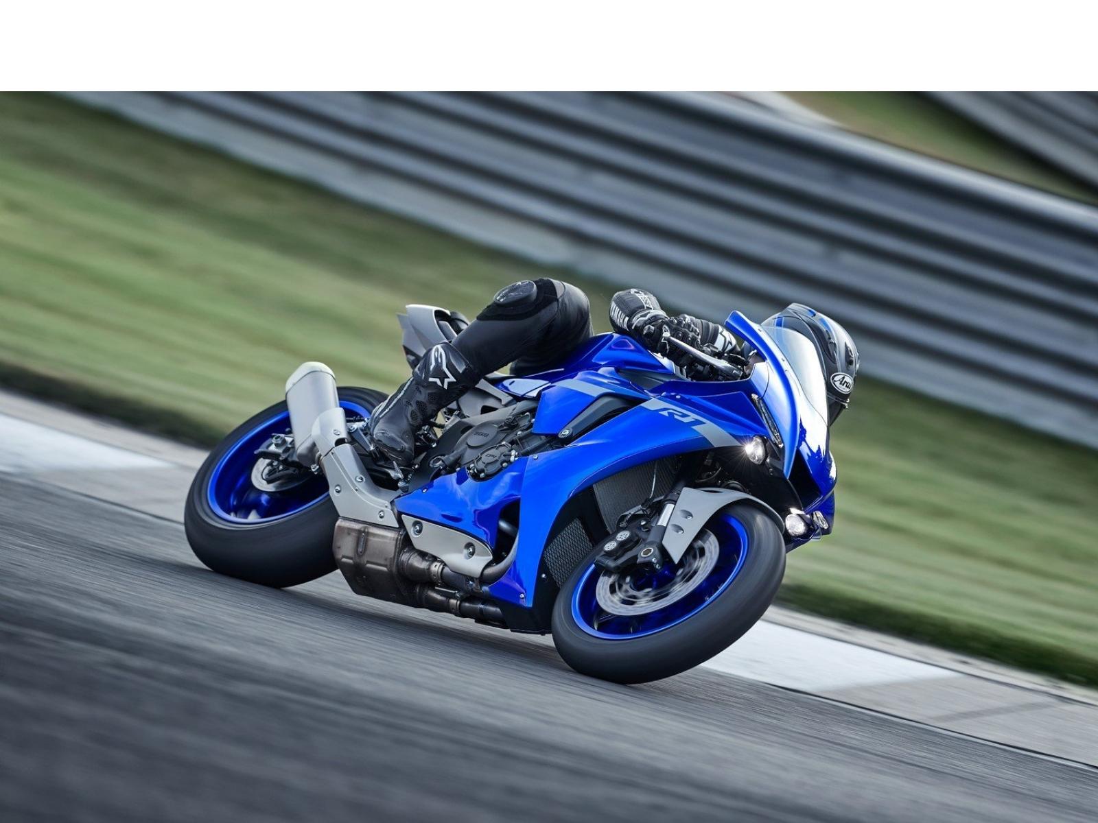 Мотоцикл YAMAHA YZF-R1 - Navy Blue '2020