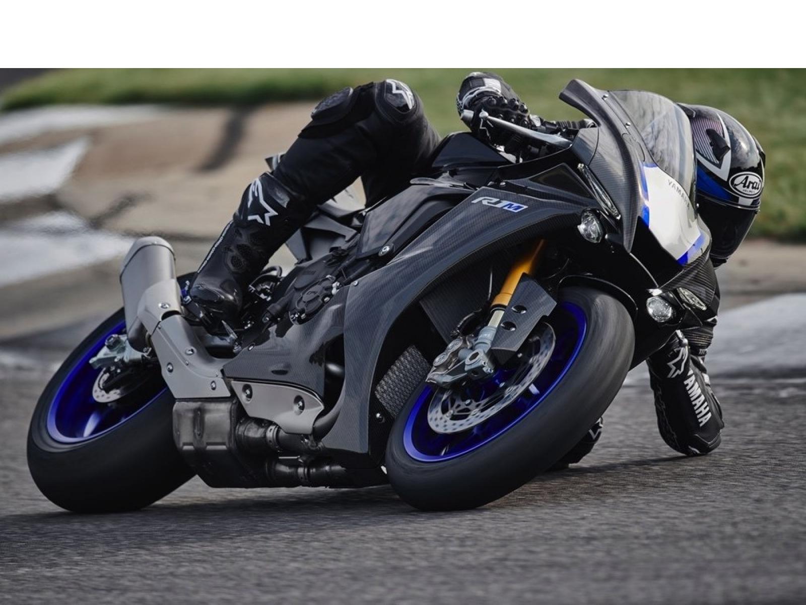 Мотоцикл YAMAHA YZF-R1M - Shadow Grey '2020