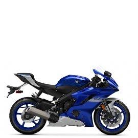 Мотоцикл YAMAHA YZF-R6 - Navy Blue '2020