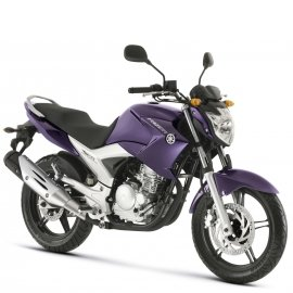 Мотоцикл YAMAHA Fazer 250 (YS250) - Grape Purple'2020