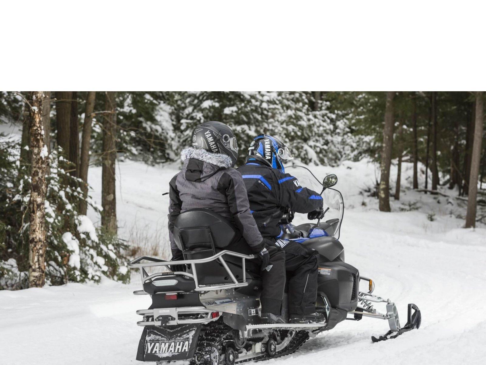 Снегоход YAMAHA Venture Multi Purpose - Navy Blue '2020