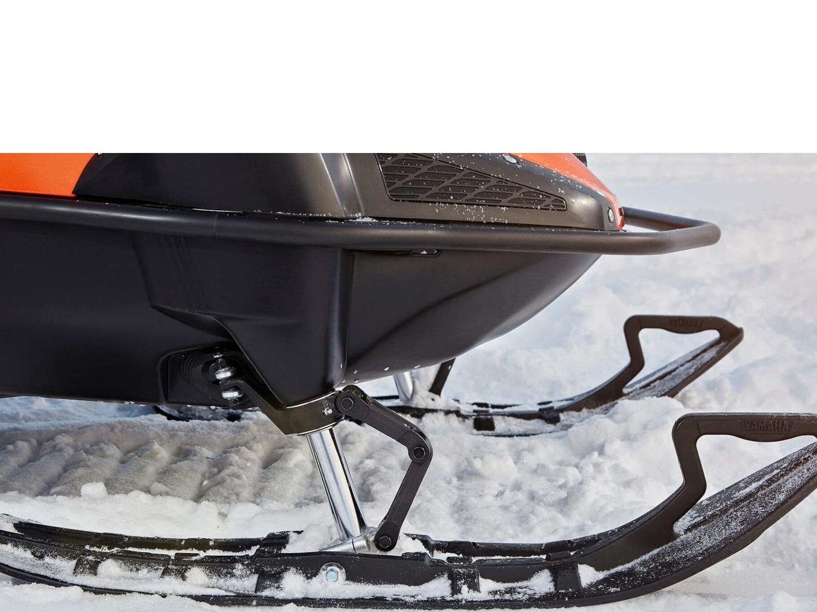 Снегоход YAMAHA VK540 V (Viking 540) - Daisy White '2020
