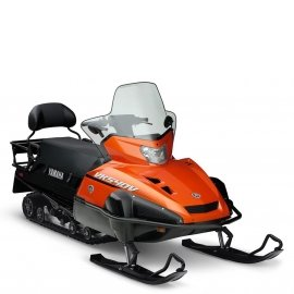 Снегоход YAMAHA VK540 V (Viking 540) - Tangerine Orange '2020