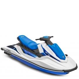 Гидроцикл YAMAHA EX - White with Azure Blue '2021