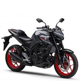 Мотоцикл YAMAHA MT-03 - Storm Fluo '2020