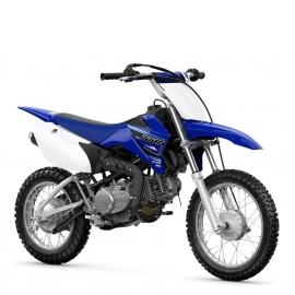 Мотоцикл YAMAHA TT-R110E (детский) - Cobalt Blue '2021