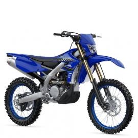 Мотоцикл YAMAHA WR250F - Cobalt Blue '2021