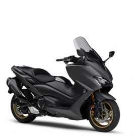Скутер YAMAHA TMAX DX - Dark Gray '2021