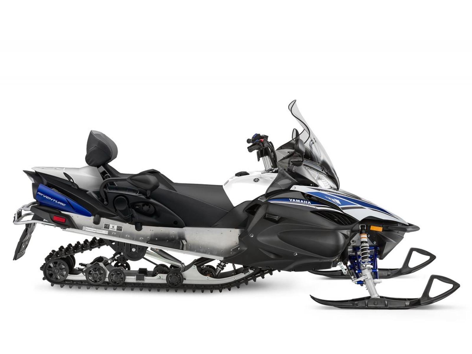 Снегоход YAMAHA RS VENTURE TF - Navy Blue '2022