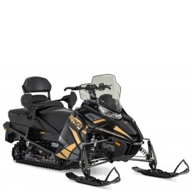 Снегоход YAMAHA Sidewinder S-TX GT 1.6 - Onyx Black '2021