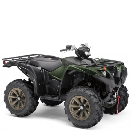 Квадроцикл YAMAHA GRIZZLY 700 EPS SE - Covert Green '2021