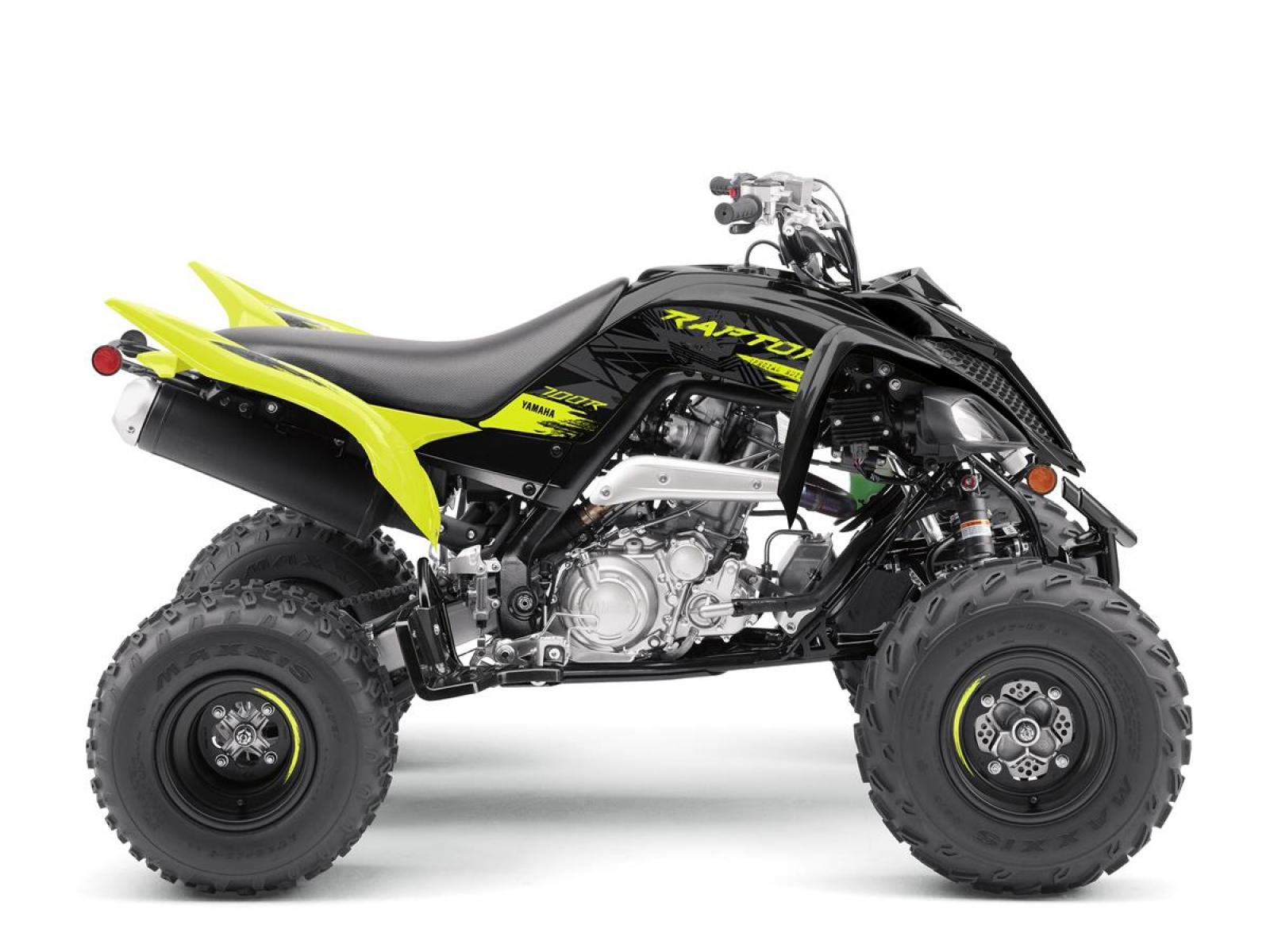 Квадроцикл YAMAHA YFM700R SE (Raptor 700) - Sable Black '2021
