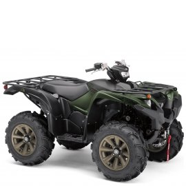Квадроцикл YAMAHA YFM 700 FWAD - Military Green '2021